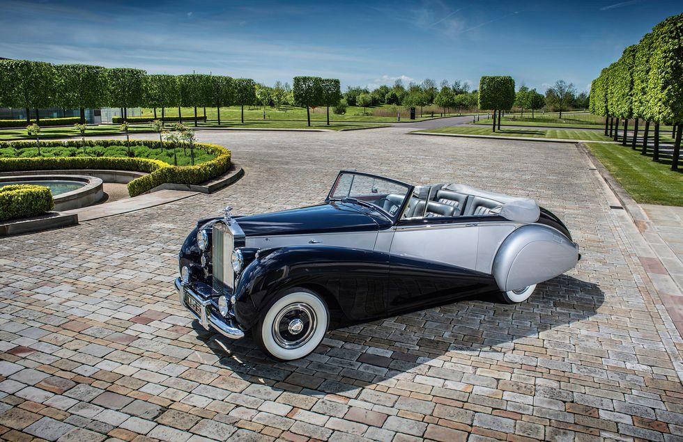 1952 Rolls Royce Silver Dawn
