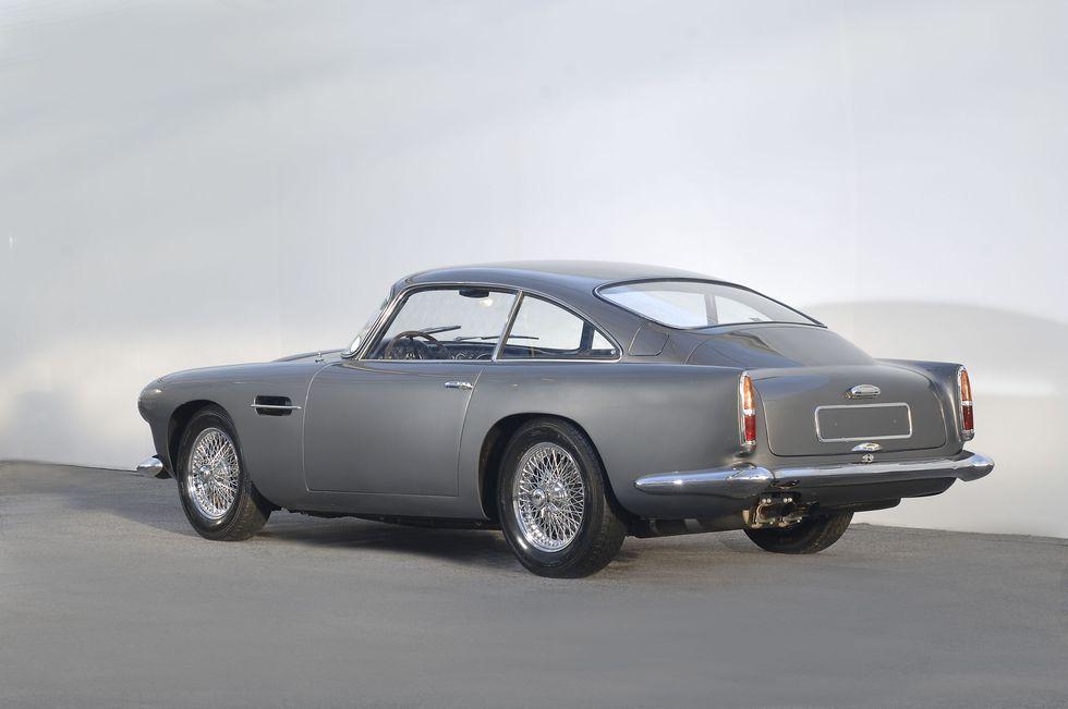 Aston Martin DB4 1954 | Vintage Factory
