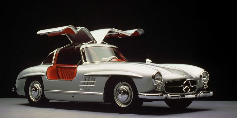 1954 Mercedes 300sl | Vintage Factory