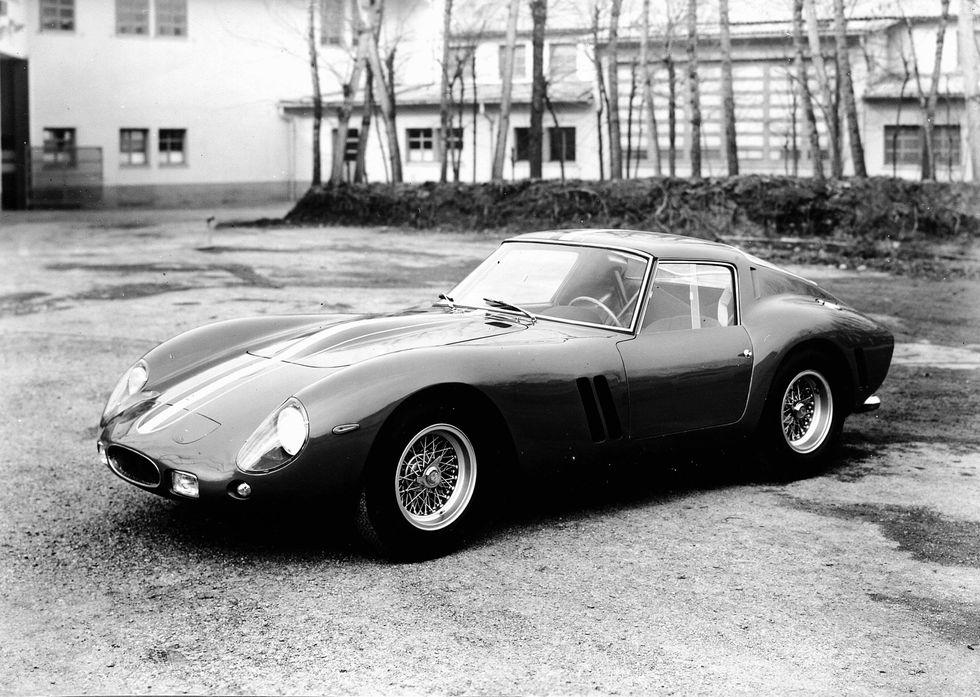 Ferrari 250 gto 1962 | vintage factory