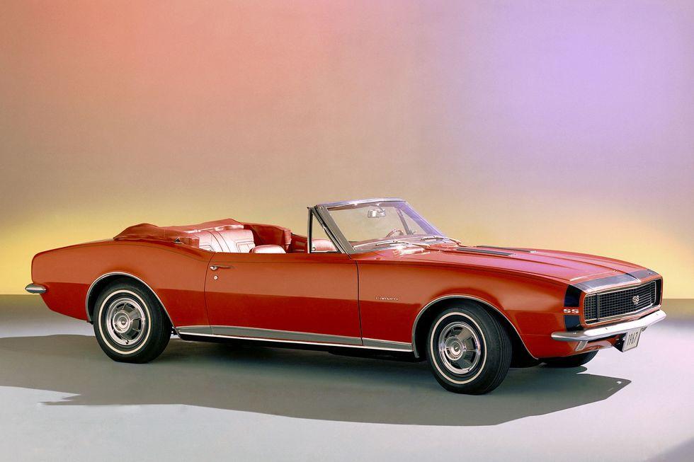 1967-camaro | vintage factory