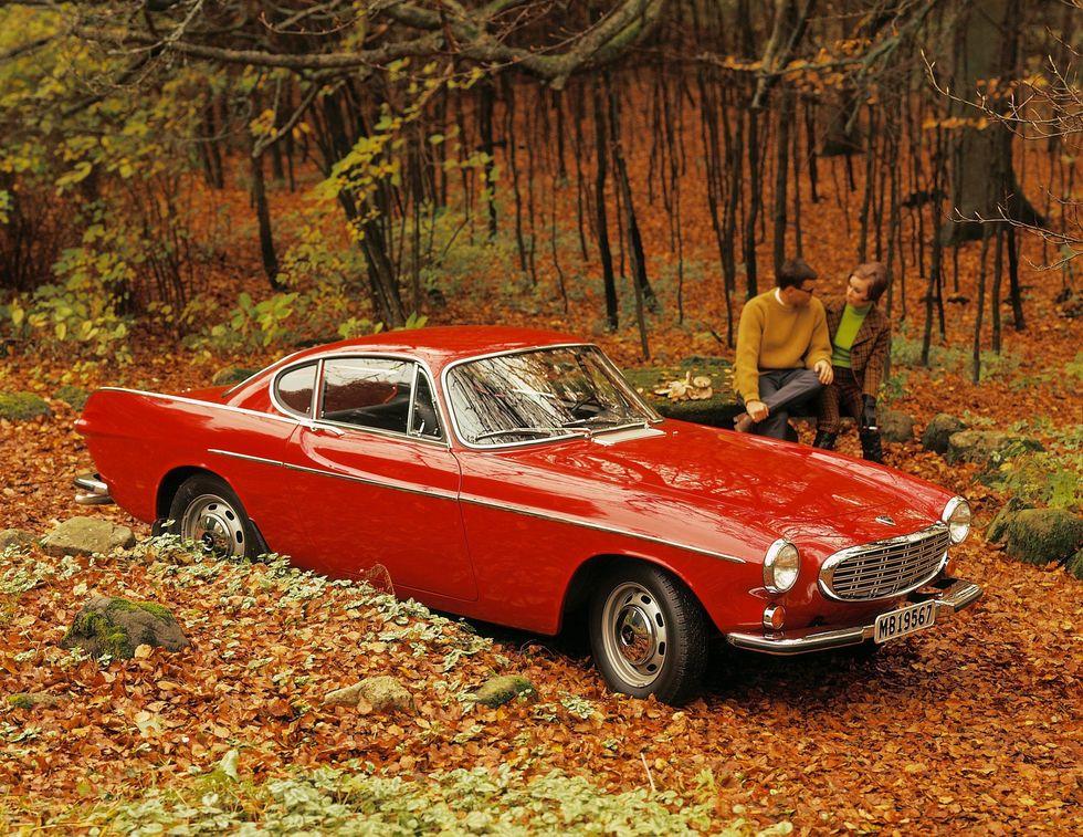1967 Volvo 1800 S