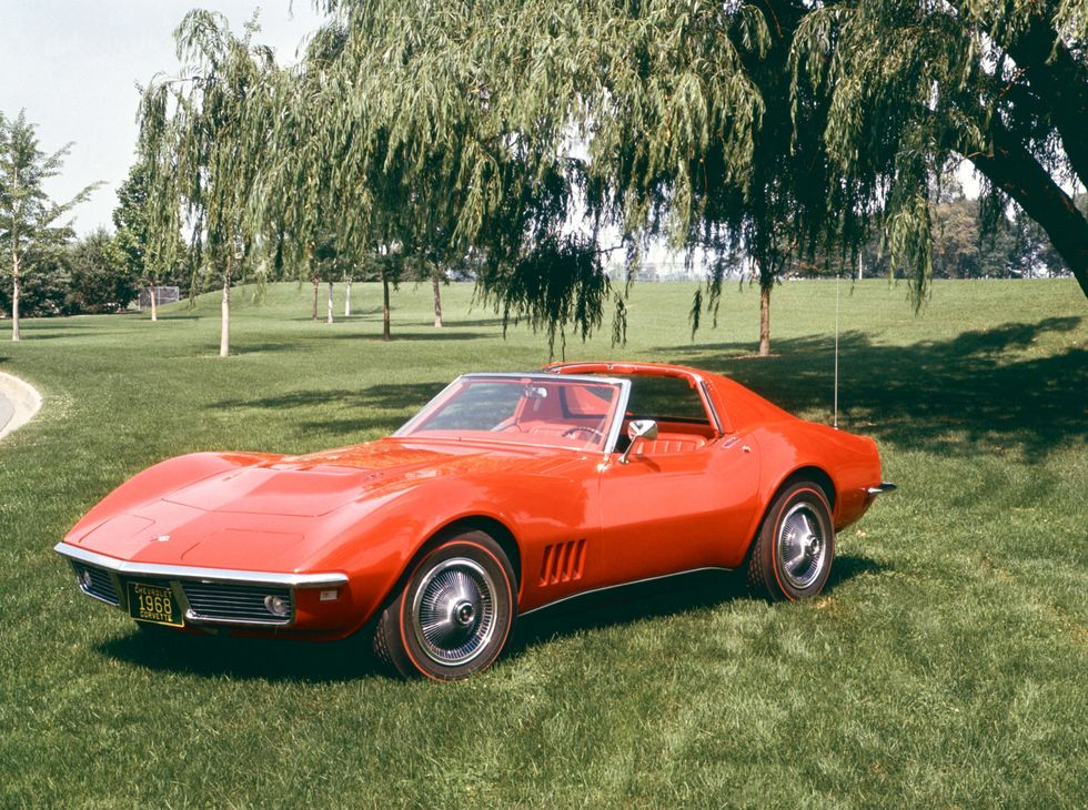 Chevrolet Corvette 2 - 1968 | Vintage Factory