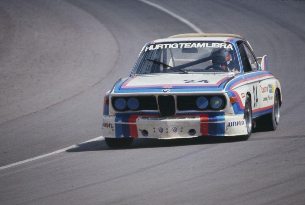 BMW 3.0 CSL 1975 | vintage factory