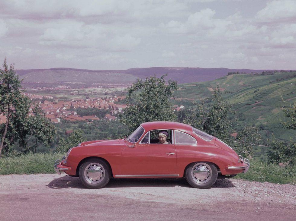 porsche-356-c-coupe | vintage factory